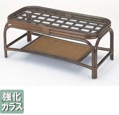◆ラタン 籐 テーブル T705B【送料無料】【大川家具】【smtb-MS】【HPO】【KOU】