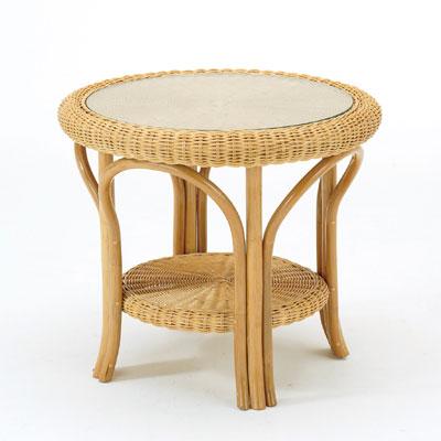 ◆ラタン 籐 テーブル T127【送料無料】【大川家具】【smtb-MS】【HPO】【KOU】