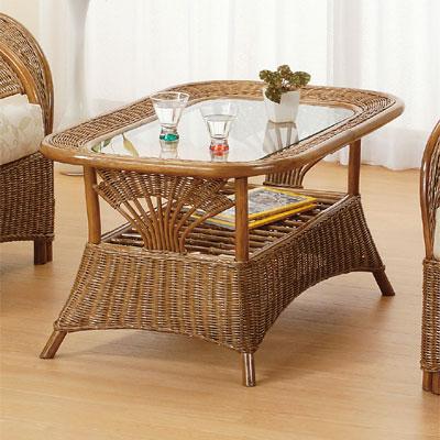 ◆ラタン 籐 テーブル T161【送料無料】【大川家具】【smtb-MS】【HPO】【KOU】