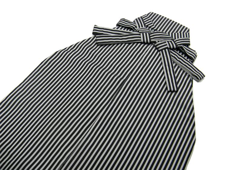 騎馬型的漂亮的條紋花樣的褲裙♪♪