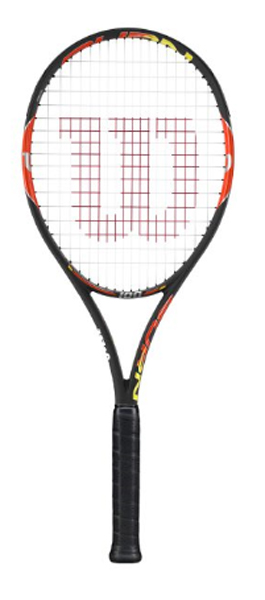 使い勝手の良い ウィルソン バーン 100(G3) 硬式テニスラケット WRT7270203, 名入れギフトと表札 アトリエkana 14e771f9