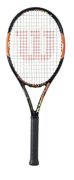 ウィルソン バーン 95J(G2) 硬式テニスラケット WRT7306102