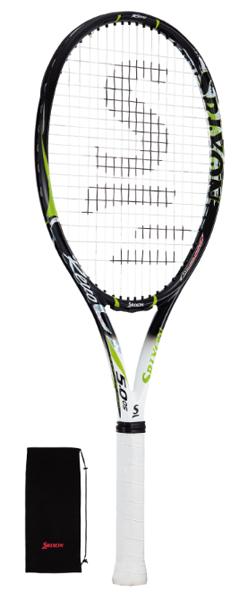 【はこぽす対応商品】 スリクソン レヴォ スリクソン CV 5.0 OS 硬式テニスラケット 5.0 レヴォ SR21604 (ブラック×ライム), COX ONLINE SHOP:5d615137 --- teknoloji.creagroup.com.tr