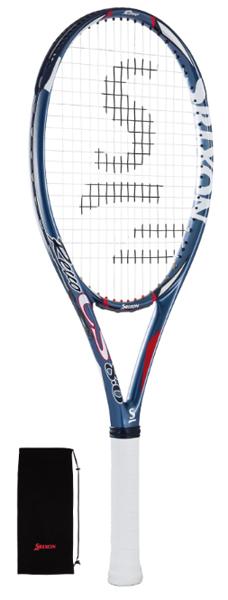 スリクソン レヴォ CS 8.0 硬式テニスラケット SR21607 (ブルー)