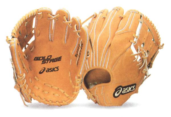 アシックス <ゴールドステージ>スピードテックQR-W 野球 軟式グラブ BGR6FH-20 (オレンジ)