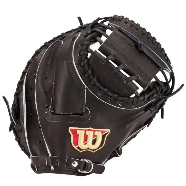 ウィルソン SELECT 捕手用 STZ 17SS 野球 硬式グラブ WTAHBQSTZ-90 (ブラック)