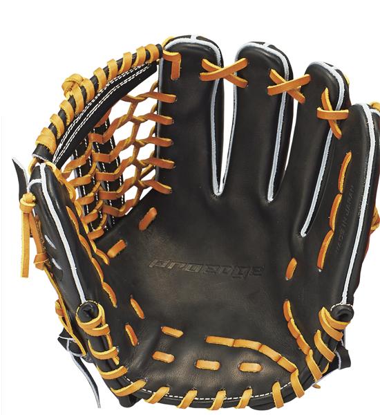 SSK 硬式プロエッジ内野手用 17SS 野球 硬式グラブ PEK55117-9047 (ブラック×タン)