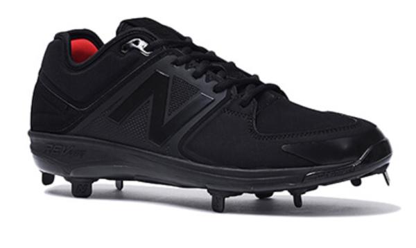 ニューバランス 金具スパイククリーツL3000 17SS 野球 スパイク L3000AK3 (ブラック)