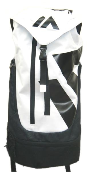 マジェスティック オーセンティック プラクティス バックパック ラージ 野球 バッグ MK-XM13MAJ002-WHT1 (ホワイト)