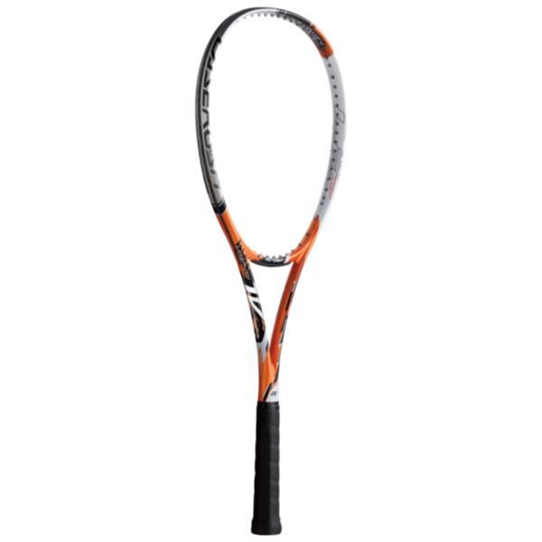 ヨネックス レーザーラッシュ 1V(LASERUSH 1V) 16SS ソフトテニスラケット LR1V-005 (オレンジ)
