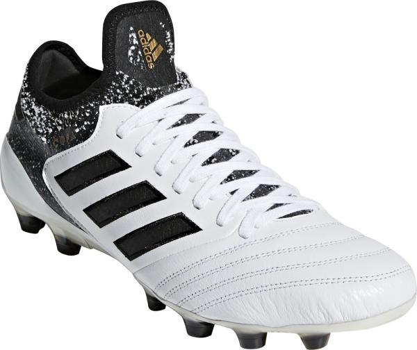 アディダス adidas コパ18.1-ジャパン HG(メンズ)18Q1 サッカースパイク:CQ1903 (ランニングホワイト/コアブラック/タクティルゴールドメランジF17)