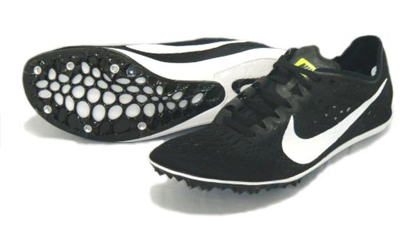 [今なら商品到着後にレビューを書いて マルチバッグをプレゼント!]ナイキ Nike ズームヴィクトリー 3 17HO 陸上スパイク 835997-017 (ブラック/ホワイト/ボルト)