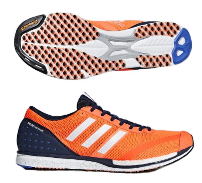 今季一番 アディダス adidas adidas アディゼロ アディゼロ タクミセンブースト メンズランニングシューズ CM8250 アディダス (ハイレゾオレンジ S18/ランニングホワイト/カレッシ), カスカワ野球:a33d648f --- mrdc.com.br