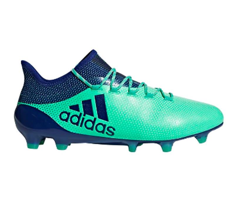 アディダス adidas エックス 17.1 FG/AG 18Q3 サッカースパイク CP9163 (エアログリーン S18/ユニティインク F16/ハイレゾグリーン S18 )