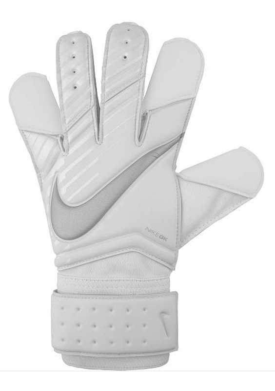 2019人気特価 ナイキ Nike ベイパーグリップ GK ナイキ ベイパーグリップ 18SU ゴールキーパーグローブ GS0347-100 (ホワイト GS0347-100/ホワイト/(クロム)), 品川区:3157f5af --- hortafacil.dominiotemporario.com