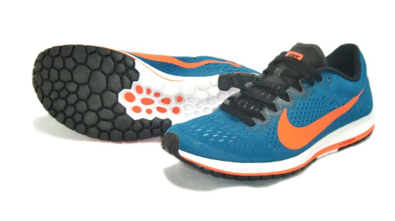 ナイキ Nike ズームストリーク 6(ユニセックス)18SU メンズランニングシューズ 831413-300 (グリーンアビスト/トータルクリムゾン/ブラック)