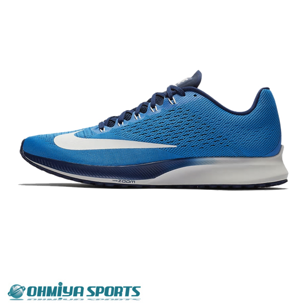 ナイキ Nike エアズーム エリート 10 FA18 メンズランニングシューズ 924504-400 (コバルトブレイズ/セイル/ブルーボイド/ライトボーン)