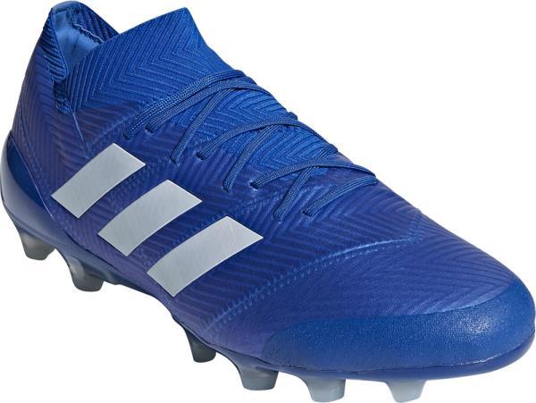 アディダス adidas ネメシス 18.1-ジャパン HG 18Q3 サッカースパイク BB6979 (フットボールブルー×ランニングホワイト×フットボールブルー)