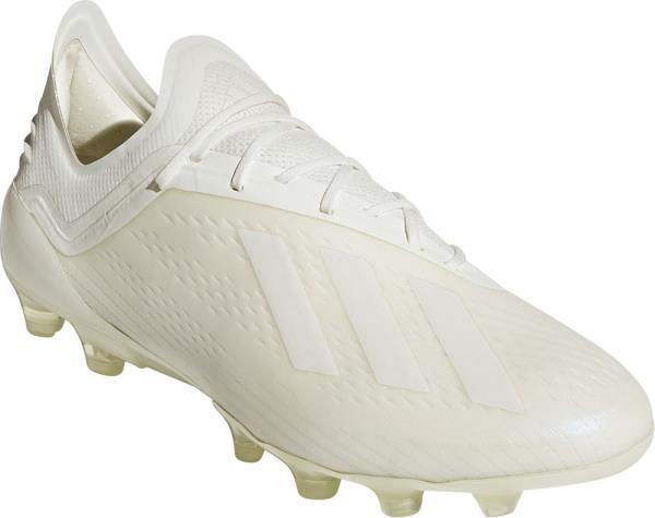 アディダス adidas エックス 18.1-ジャパン HG 18Q3 サッカースパイク AP9939 (オフホワイト/ランニングホワイト×コアブラック)