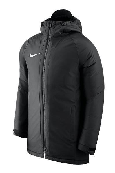 ナイキ Nike ナイキ DRI-FIT アカデミー18 SDF ジャケット 18HO サッカーウオームウエア 893798-010 (ブラック/ブラック/ホワイト)