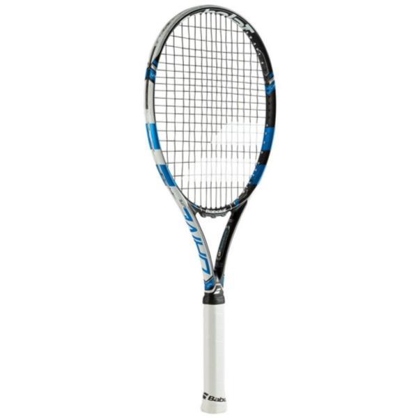 「国内正規品」バボラ BABOLAT PURE DRIVE TITE ピュア ドライブ ライト 硬式テニスラケット BF101239-BLKBLU (ブラック/ブラックブルー)