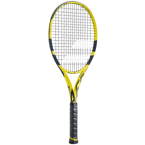 バボラ BABOLAT PURE AERO TEAM ピュア アエロ チーム 硬式テニスラケット BF101357-YLBK (イエロー×ブラック)