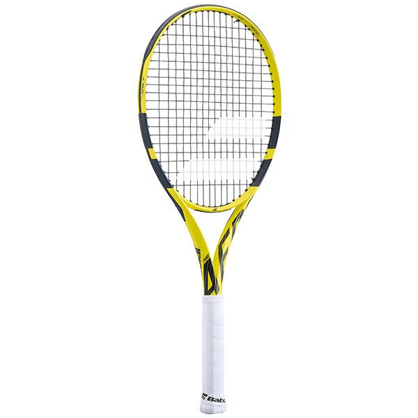 バボラ BABOLAT PURE AERO LITE ピュア アエロライト 硬式テニスラケット BF101359-YLBK (イエロー×ブラック)