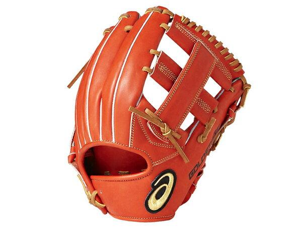 アシックス asics bgh8cs-2227 ゴールドステージ ロイヤルロード 硬式用グラブ 内野手用 野球 硬式