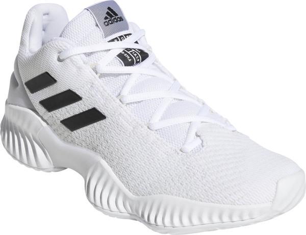 アディダス adidas プロ バウンス 2018 LOW NEW バスケットボールシューズ BB7410 (ランニングホワイト/コアブラック/クリスタルホワイトS16)