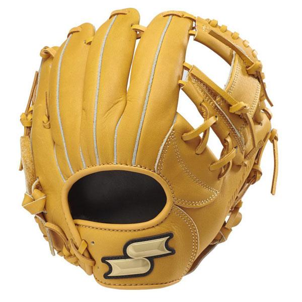 SSK エスエスケイ SSG740-37 野球 軟式グローブ一般 ナンシキオールラウンドヨウグラブ L ライトオレンジ