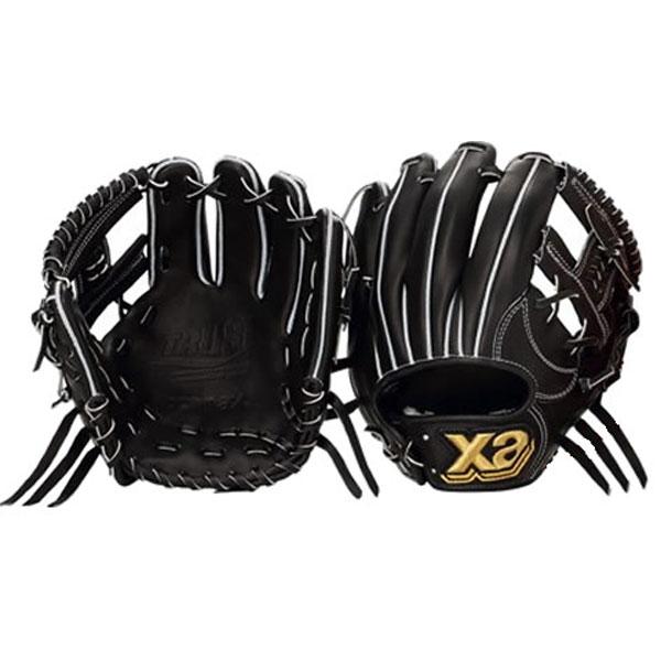 *すぐに使える職人型付け済*ザナックス XANAX BHG62518-90 野球 硬式グラブ トラスト