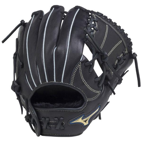 MIZUNO ミズノ 1AJGY18700-09 野球 少年軟式グローブ ショウネンNB セレクト9AXI メンズ ブラック