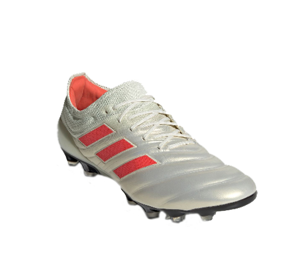 アディダス adidas コパ19.1-ジャパンHG/AG NEW サッカースパイク F97311 (オフホワイト/ソーラーレッド/コアブラック)