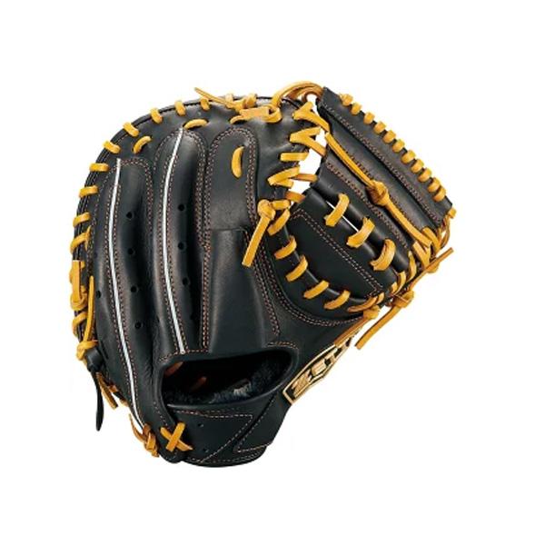 ZETT ゼット bjcb71912-1936-lh 野球 少年軟式キャッチャーミット JR ナンシキCM ZEROONESTAGE LH ジュニア LH ブラック/オ-ク