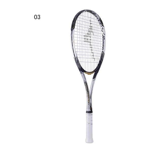 MIZUNO ミズノ 63jtn740-03 テニス ソフトテニスラケット ディーアイゼットエアロ