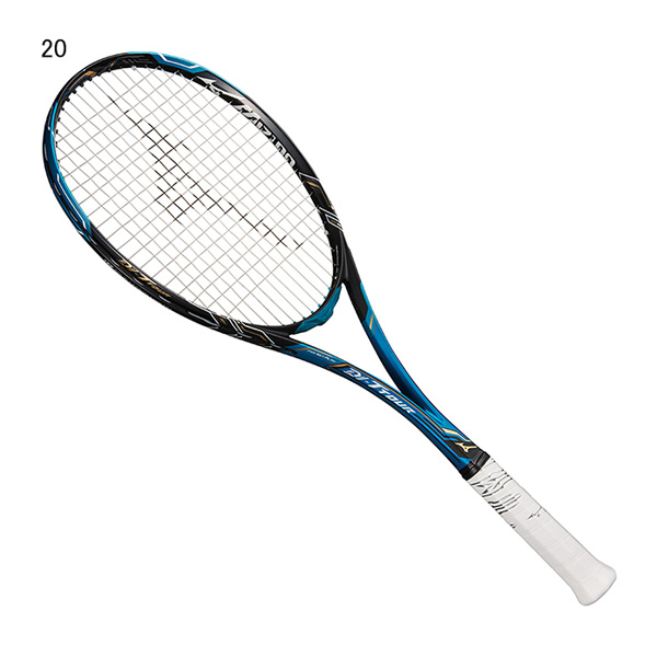 MIZUNO ミズノ 63jtn841-20 テニス ソフトテニスラケット ディーアイTツアー