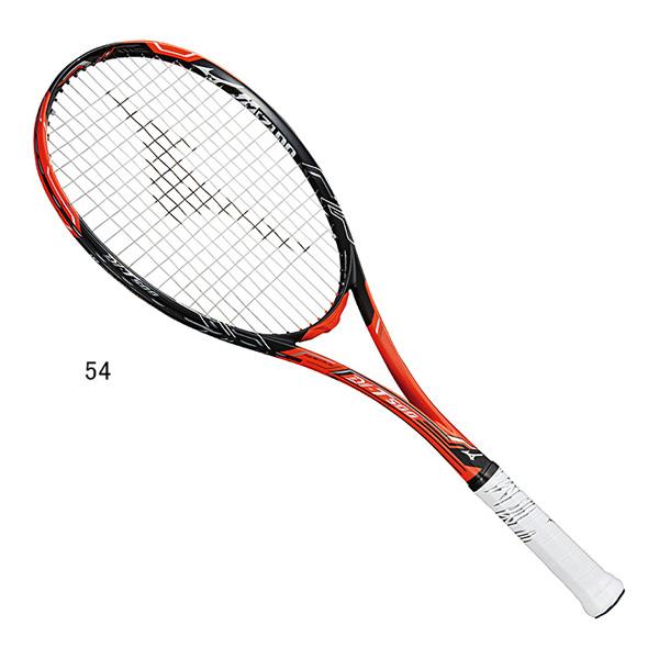 MIZUNO ミズノ 63jtn845-54 テニス ソフトテニスラケット ディーアイティー500