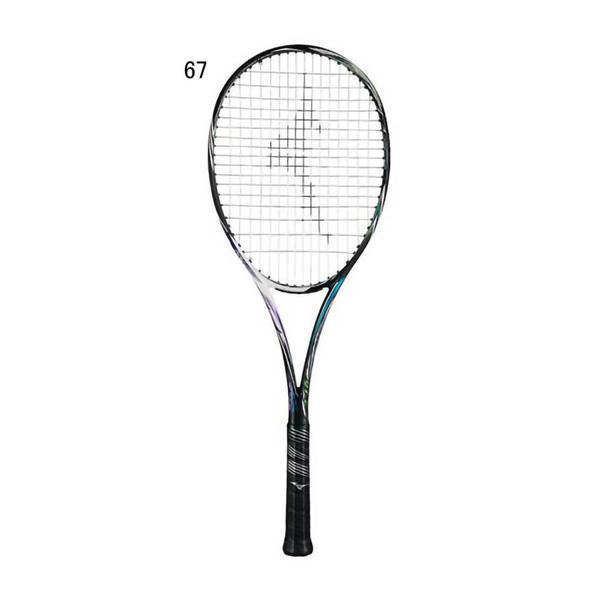 MIZUNO ミズノ 63jtn854-67 テニス ソフトテニスラケット スカッド01シー SCUD 01-C