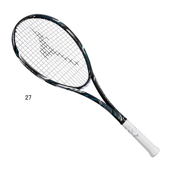 MIZUNO ミズノ 63jtn865-27 テニス ソフトテニスラケット ディオス 50アール DIOS 50-R