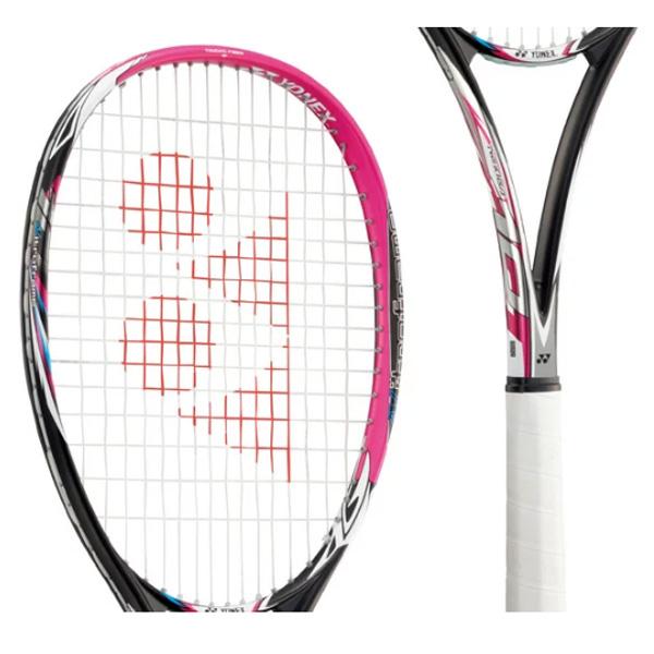 YONEX ヨネックス nxg10-407 《ヨネックス ソフトテニス ラケット》軟式前衛/後衛共通