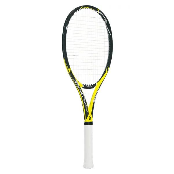SRIXON スリクソン sr21802 テニスラケット ブラック×イエロー SRIXON REVO CV 3.0 2018 スリクソンレヴォ CV 3.0