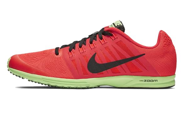 ナイキ Nike エアズーム スピードレーサー6 NEW メンズランニングシューズ 749360-606 (レッドオービット/フラッシュクリムゾン/ライムブラスト/ブラック)