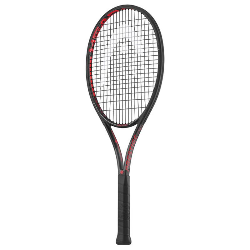 ヘッドHEAD Graphene Touch PRESTIGE TOUR グラフィンタッチ プレステージ ツアー 18SS 硬式テニスラケット 232538 (ブラック/レッド)