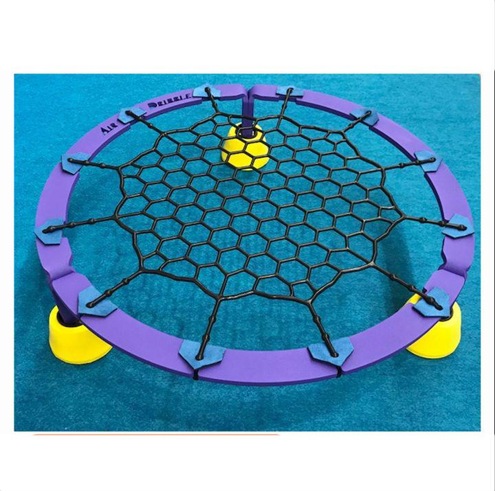 バスケットボール 練習グッズ ドリブル練習器具 エアドリブル AIR DRIBBLE トレーニング用品 持ち運びやすい 音がうるさくない AD100-01-1