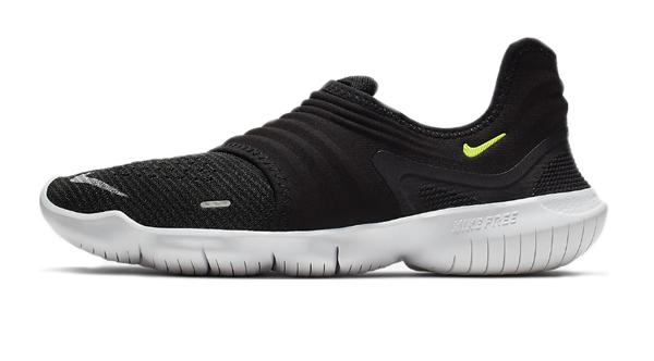 ナイキ Nike ウイメンズ フリーラン フライニット3.0 NEW レディースランニングシューズ AQ5708-001 (ブラック/ホワイト/ボルト), waistrap ストア eae42ade