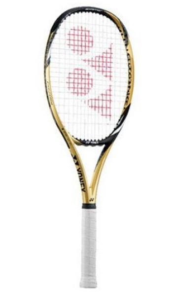 2019年最新モデル! ヨネックス YONEX Eゾーン 98リミテッド(大坂なおみ使用モデル) NEW 硬式テニスラケット EZ98LTD-016(ゴールド)