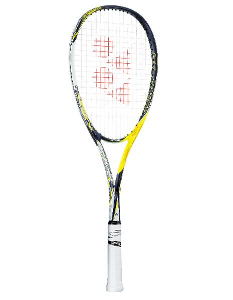 ヨネックス YONEX エフレーザー5S NEW ソフトテニスラケット FLR5S-711(レーザーイエロー)