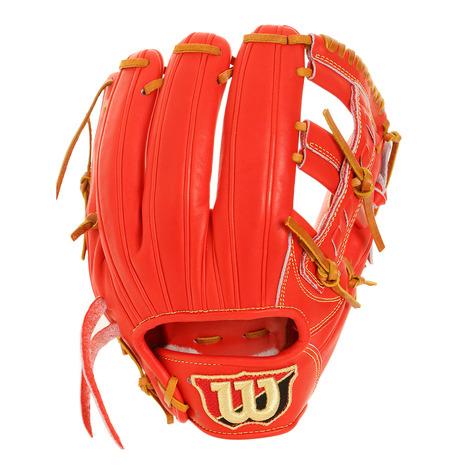 ウィルソン wilson wtahwqd5t-22 硬式用グラブ 内野手用 野球 グローブ