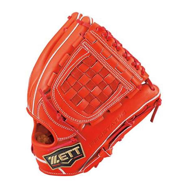 ゼット ZETT bprog06s-5800 硬式グラブ プロステイタス 2001SE 二塁・遊撃手用 右投げ 硬式野球