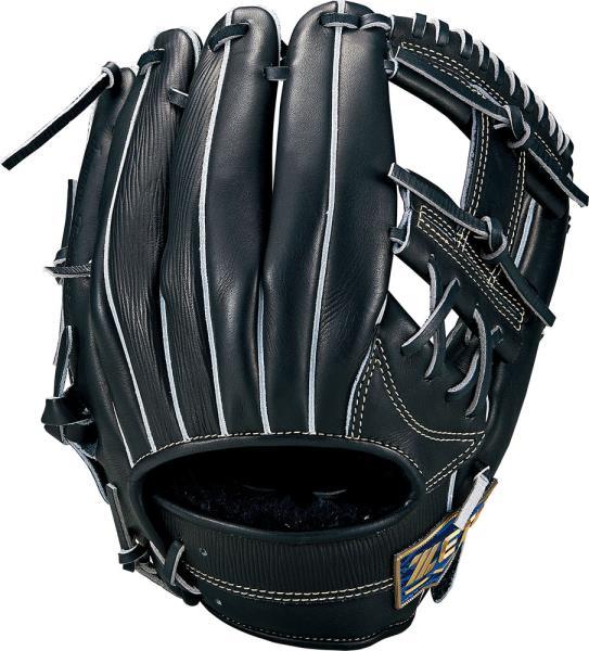 ゼット ZETT 軟式グラブ ネオステイタス 二塁手・遊撃手用 NEW 軟式グラブ BRGB31010-1900B(ブラックB)